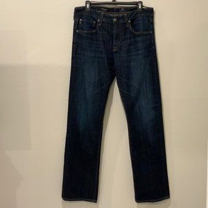 AG Adriano Goldschmied protege fit straight jeans